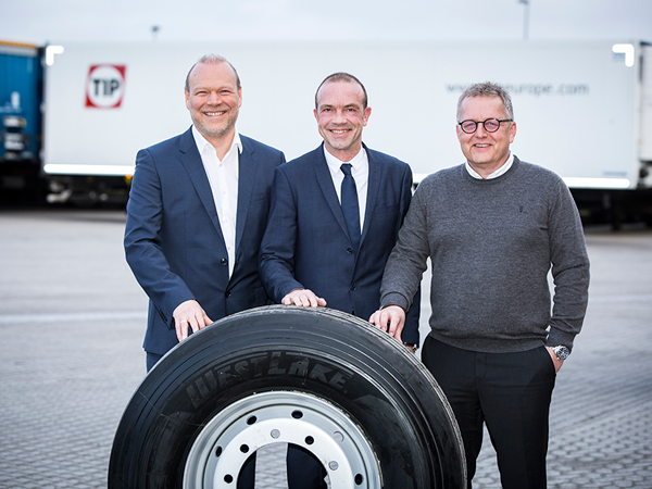 Westlake Tyres negotiates substantial tyre agreement with TIP Trailer Services in Scandinavia